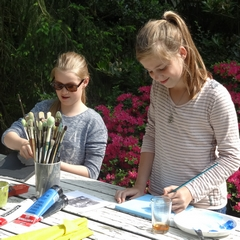Art courses for kids